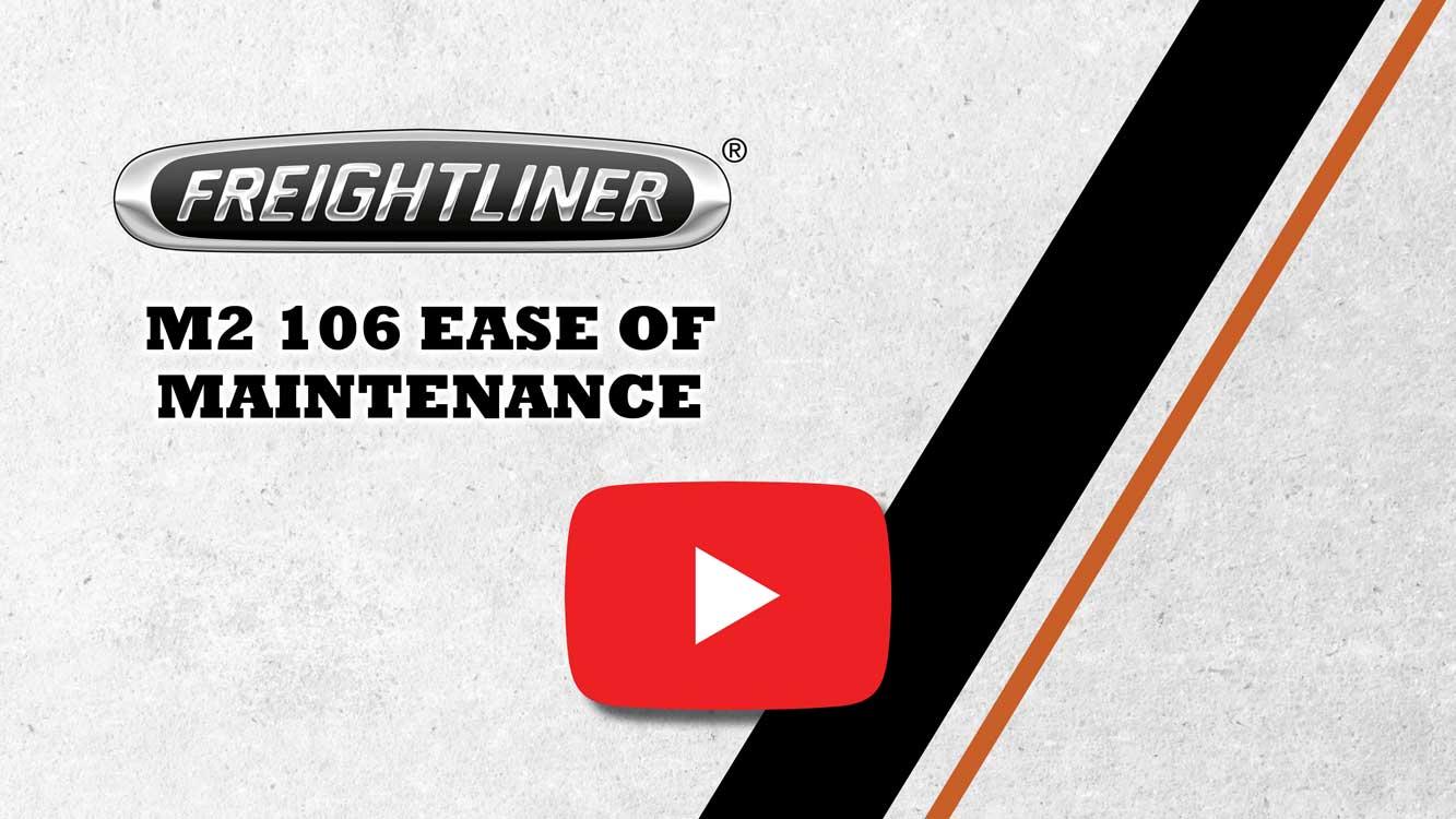 Freightliner M2 Maintenance