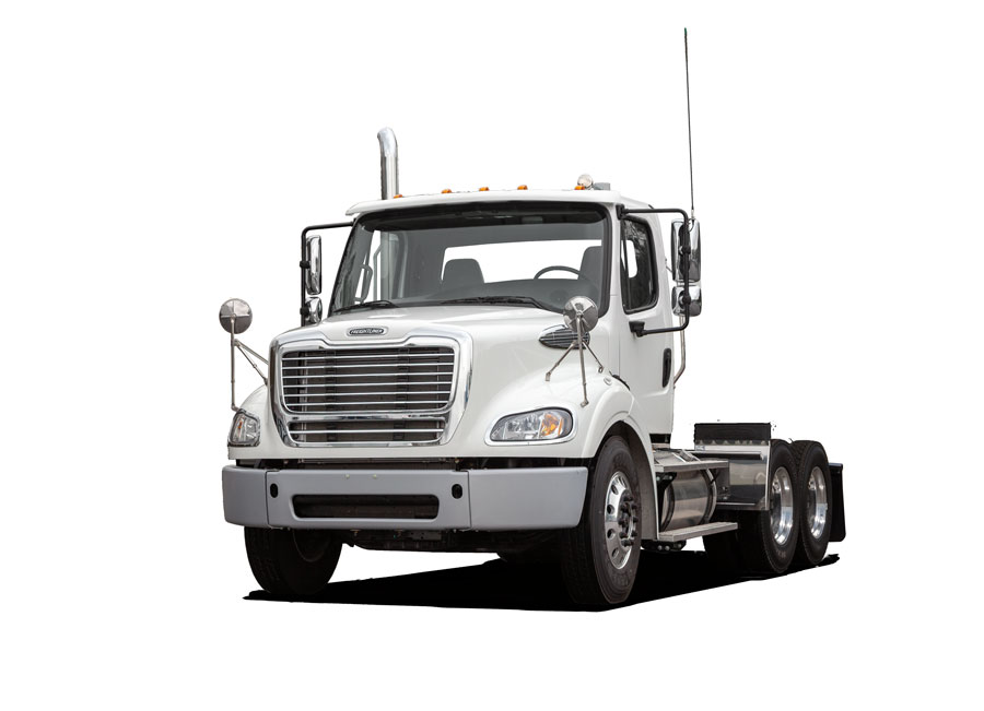 Freightliner cab and chassis