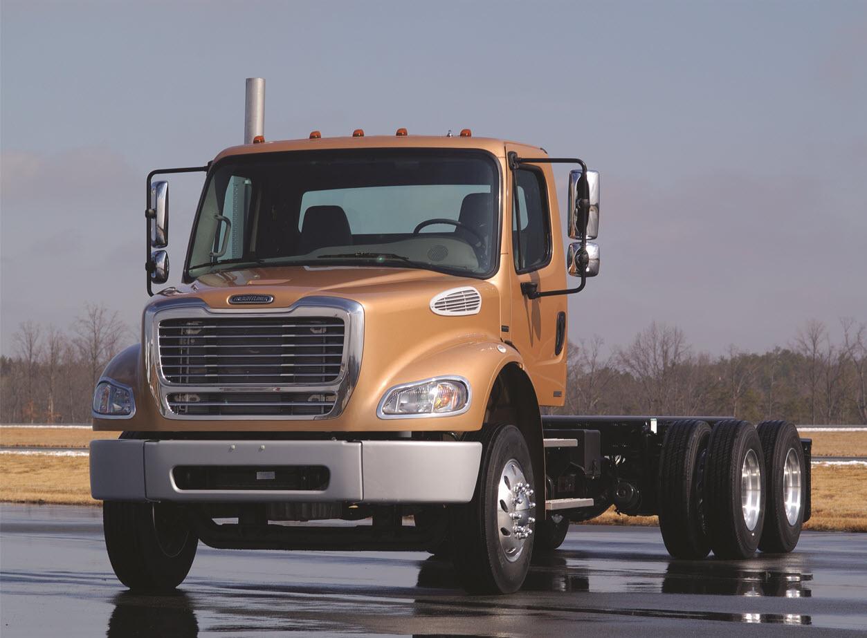 Freightliner Truck Cab