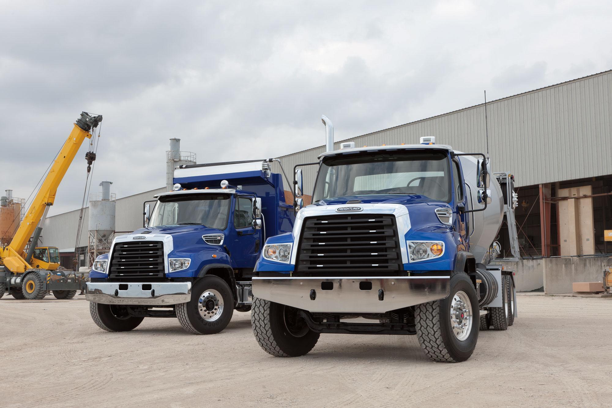 114SD Trucks